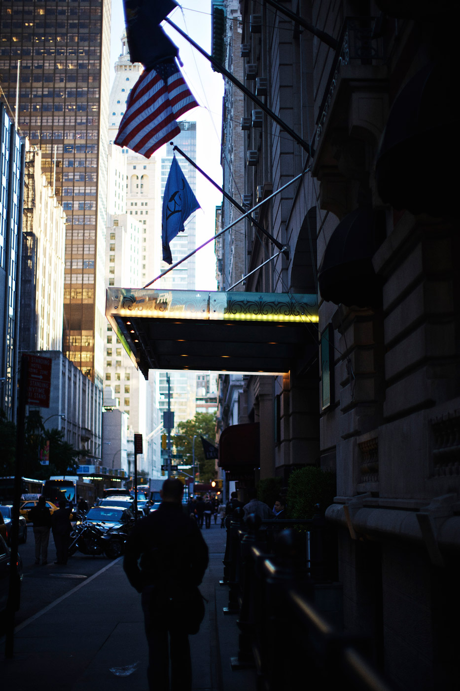 Hotels, Clubs and Bars located in Manhattan's NoMad District